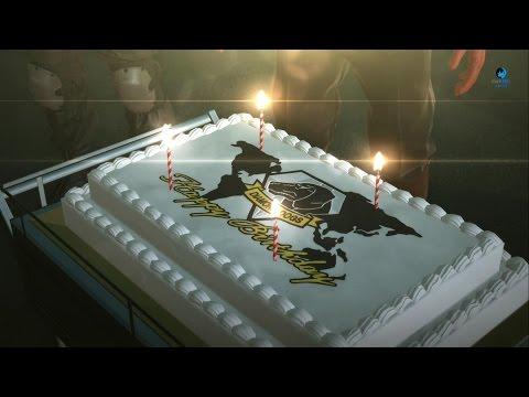 Metal Gear Solid 5 The Phantom Pain: Happy Birthday Big Boss