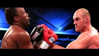 Dereck Chisora vs Tyson Fury 2 - HIGHLIGHTS
