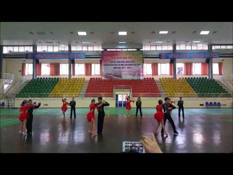 Dance sport tập thể - 7/3/2018 - NTT thân yêu!!!!!!!!!!
