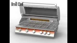 Lifetime Grill Broilchef Bcp-600l Buy From Www.builddirect.com