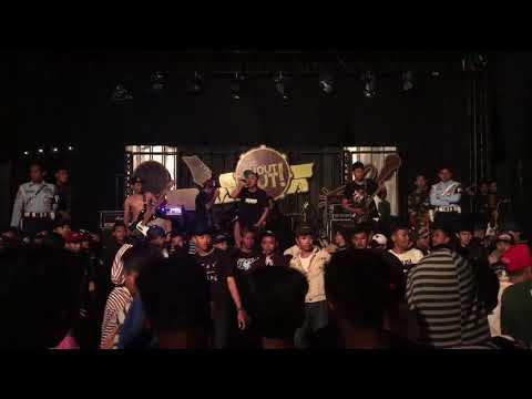 LITTLEKID HC (Mendominasi) Live At DCDC Bhinneka Tunggal Ika - Subang