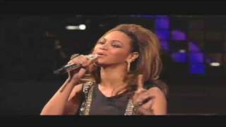 Beyonce 'If I Were A Boy' X Factor Live 2008