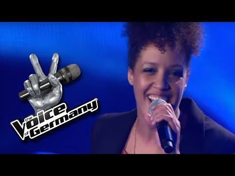 Jennifer Hudson - I Love You I Do | Charleen White | The Voice of Germany 2017 | Blind Audition