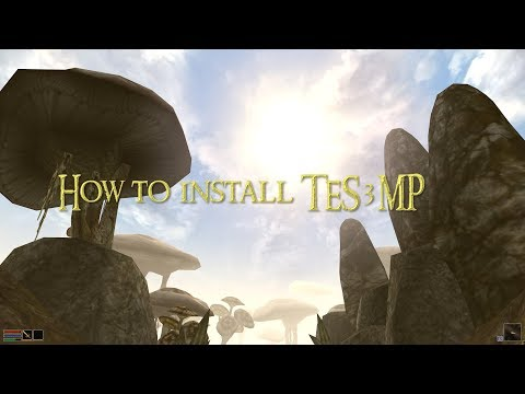 How to play Morrowind Online - Installing TES3MP - YouTube