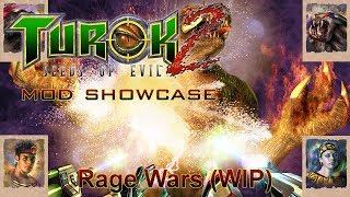 Turok: Rage Wars on PC (W. I. P.)