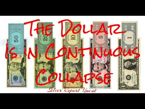 The Dollar Collapse Is Here! Silver and Gold In a Dollar Collapse
