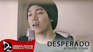 The Eagles - Desperado (Acoustic Cover) - Sam Mangubat
