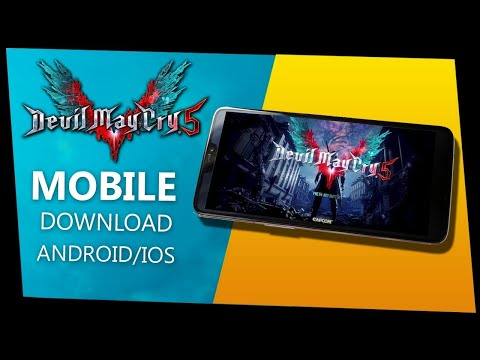HOW TO DOWNLOAD DEVIL MAY CRY 5 GAME IN ANDROID DEVICE (100% WORKING) GAME