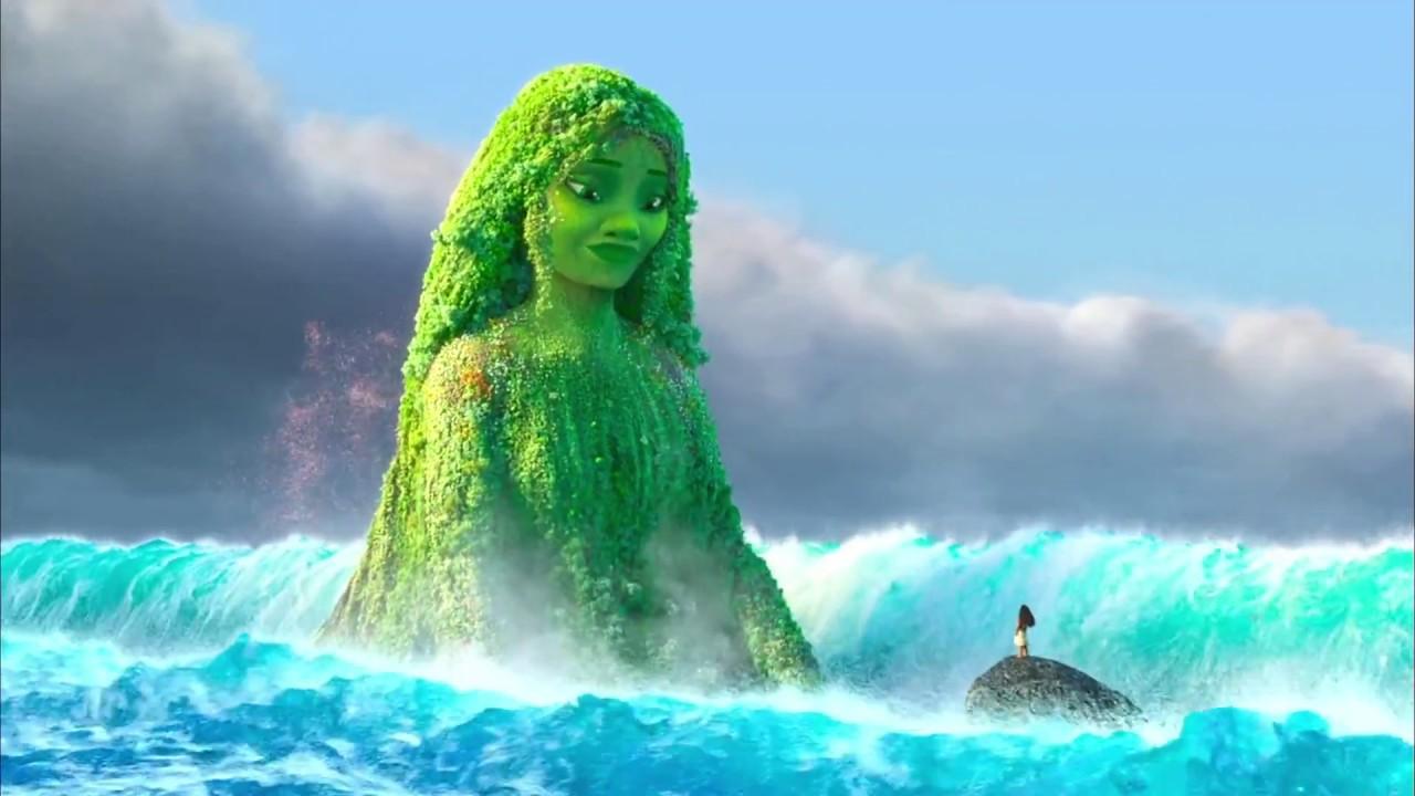 Download Restoring the Heart of Te Fiti - Moana Movie Scene