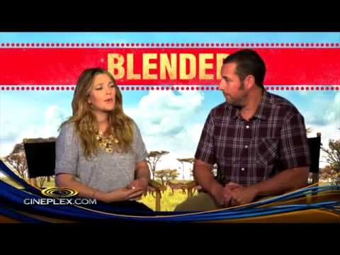 Blended Movie CLIP - Buffalo Shrimp (2014) - Drew Barrymore, Adam Sandler Comedy HD from YouTube · Duration:  44 seconds