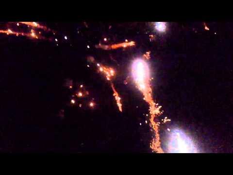 IRL: Fireworks (loud sound)