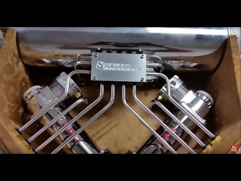 How to bend Hardlines Installation Accuair Air Suspension ...