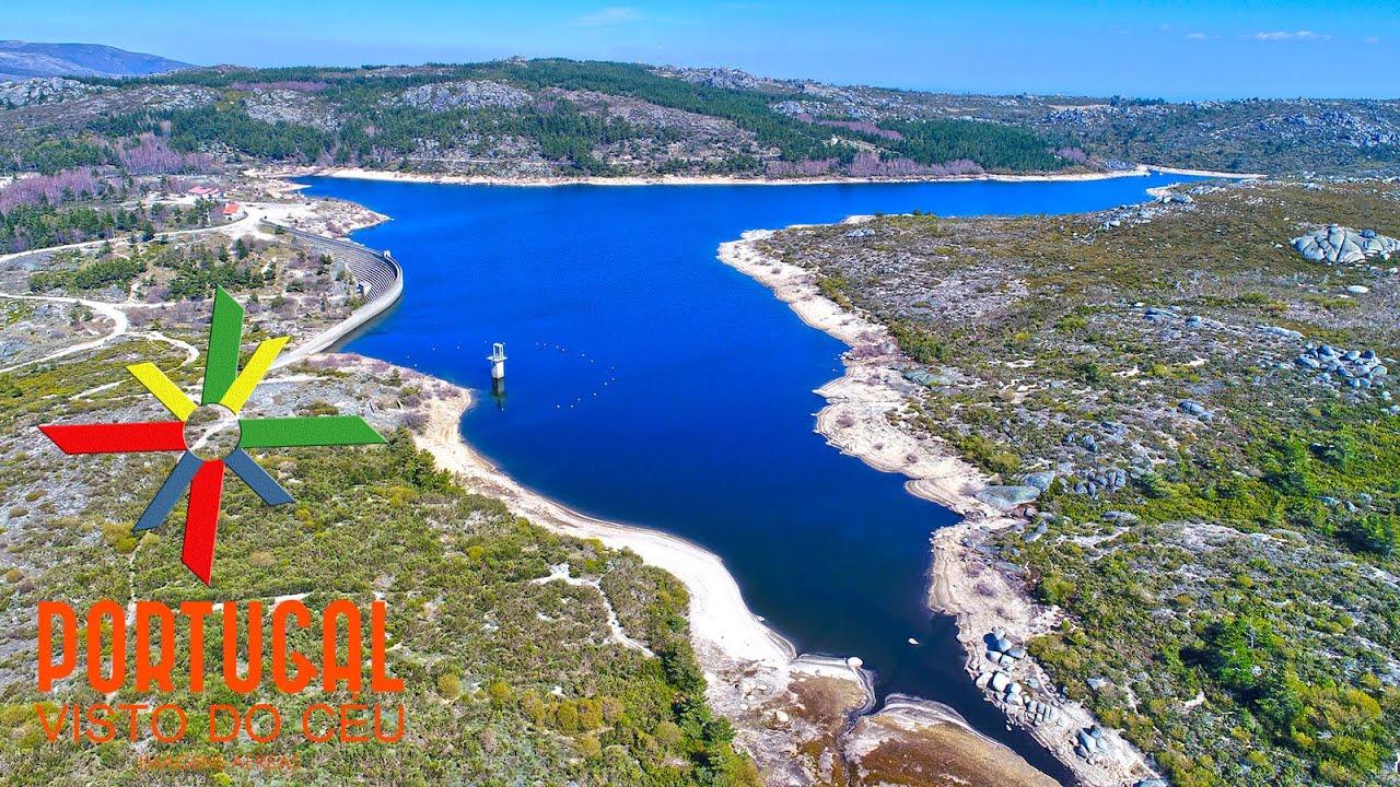 Vale Do Rossim Amp Penhas Douradas Aerial View 4k Ultra Hd