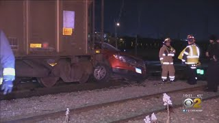 Woman Dead In Indiana Train vs. Car Accident