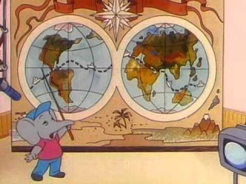 м/ф «Приключения слонёнка Dendy»