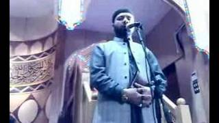 Abdul Rauf Qadri sahb & Abid Masoomi sahb - manchester 2008