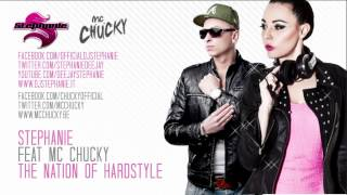 Dj Stephanie Feat. Mc Chucky - The Nation Of Hardstyle (Official Teaser Video)