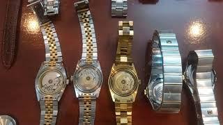 10/3/19. Bán 5 Omega, Rolex. Máy ETa-Rado Thụy sỹ (Super Fake) Toàn 0947350055