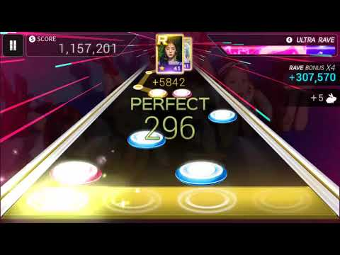 [SuperStar SMTown] Red Velvet - Blue Lemonade (HARD 3 Stars)