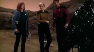 Star Trek STNG Moments 23 Skin of Evil