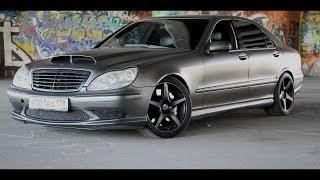 Возвращение МАРАТА на Mercedes S55 AMG Kompressor