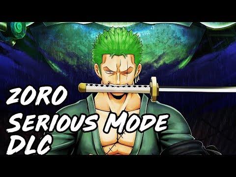 one-piece-world-seeker-zoro-serious-mode!!-(dlc-information)