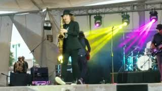 Bonney James 34 Tick Tock 2017 Muskegon Shoreline Jazz