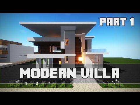 Minecraft Modernes Haus Bauen X Tutorial Anleitung Hd - Minecraft kleines haus bauen tutorial deutsch