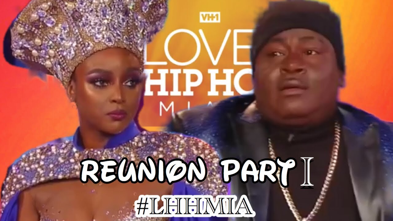 Love & Hip Hop MIAMI Season 2, REUNION PART 1 (Review Only)