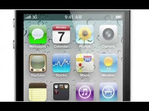 Official Apple iPhone 4 Video