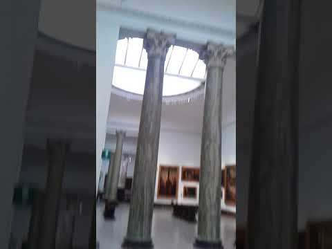 Pinacoteca di Brera Art Gallery Tour With Walks of Italy Milan Part 1 June 2016