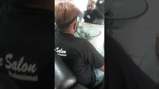 Deluxe salon or Deluxe unisex salon
