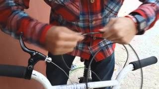 Установка BMX тормозов. Выпуск 2. TRUE RIDERS(Всем привет, Это новый канал TRUE RIDERS. Здесь вы увидите как отремонтировать свой велосипед, не затрачивая..., 2014-09-29T20:36:25.000Z)