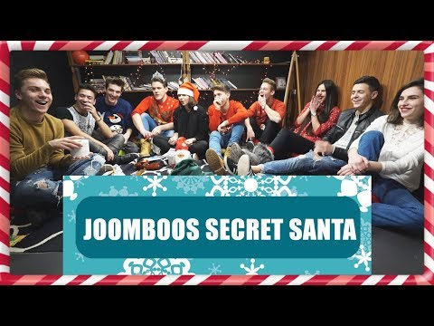 DOBIO SAM WC PAPIR!? | JoomBoos Secret Santa