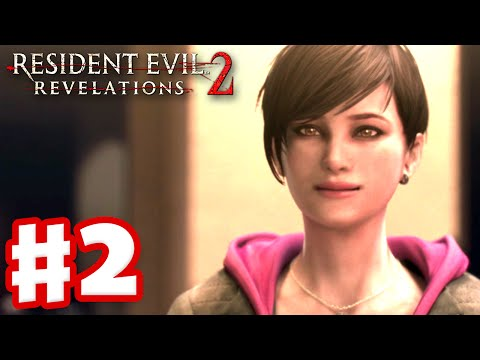 Resident Evil Revelations 2 - Gameplay Walkthrough Part 2 - Episode 1: Penal Colony (PS4)
