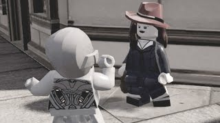 Lego Marvels Avengers All Peggy Carter Mission Locations