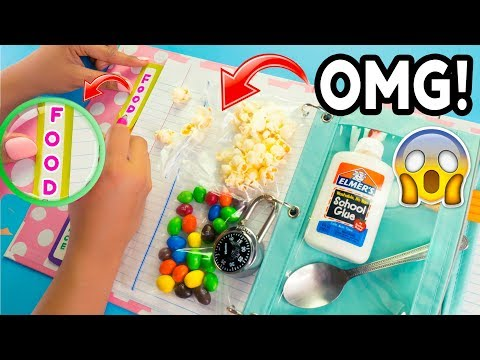 Thumbnail: Weird Back To School Hacks Every Student Should Know 2017! Natalies Outlet