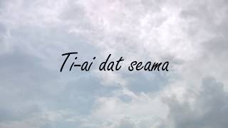 IULIANO - TI-AI DAT SEAMA (Lyrics video)