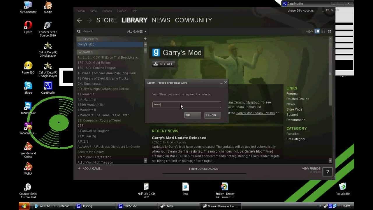 undeadpatch para steam 2011