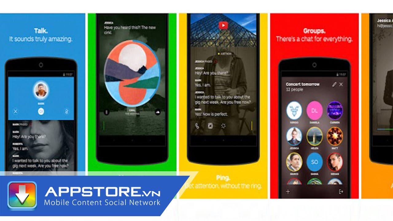 [App] Wire – Phần mền OTT với phong cách mới – AppStoreVn
