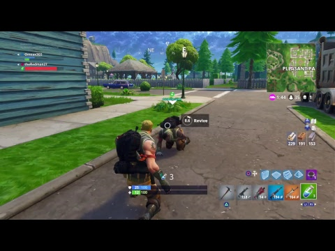 Trash Fortnite stream