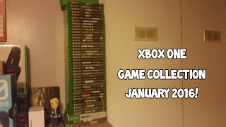 Xbox One Game Collection - January 2016
