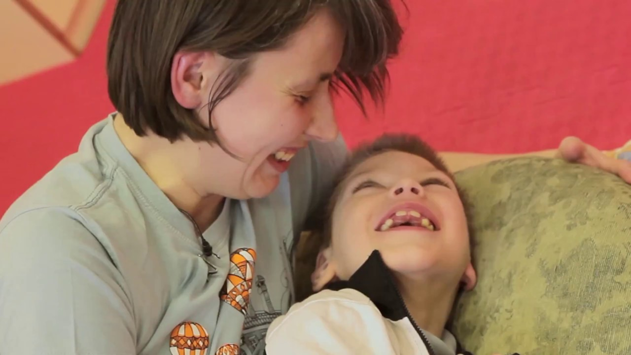 How to communicate with a special needs child: basal stimulation concept