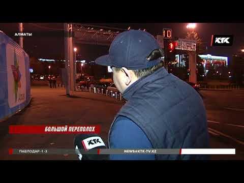 Погоня, оцепление, задержание лицом в асфальт – спецоперация в центре Алматы