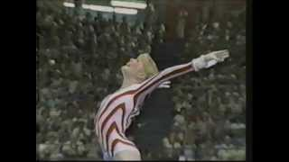 1984 Olympic Games   Gymnastics   Women's Uneven Parallel Bars
