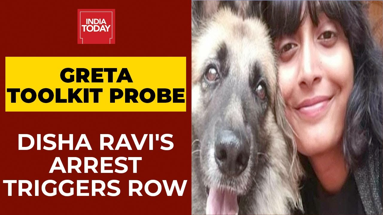 Download Greta Toolkit Case: Disha Ravi's Arrest Triggers Row, Police Hunts For 2 Other Accused | Roundup