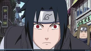 Naruto Shippuden Episode 443 - Review - Naruto vs Sasuke Incoming
