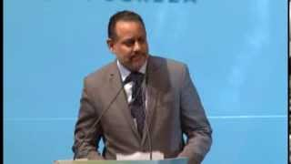 Jaime González Hernández - President of the Employers Confederation - Dominican Republic - III GCCL