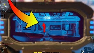 I CAN SEE THROUGH WALLS!! Black Ops 3