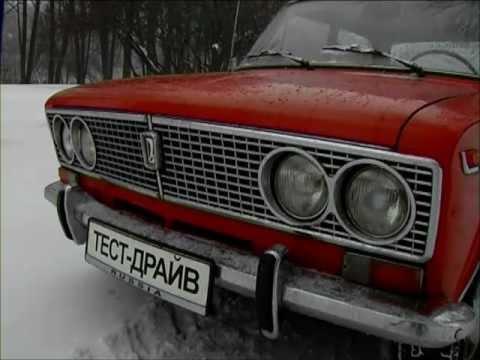 Тест-драйв ВАЗ-2103